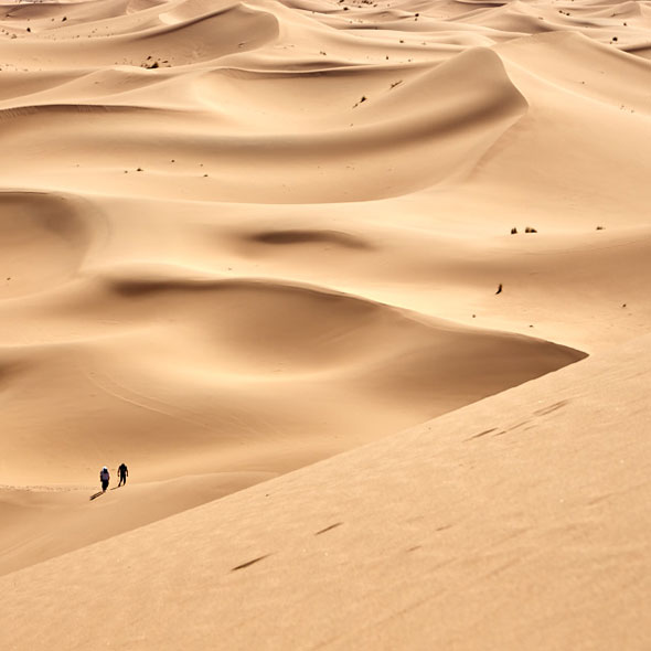 Dunes de Chegaga