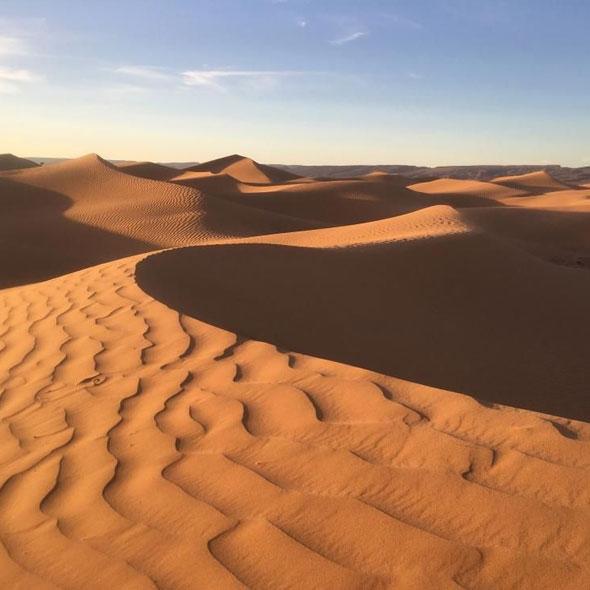 Dunes du Maroc, Merzouga