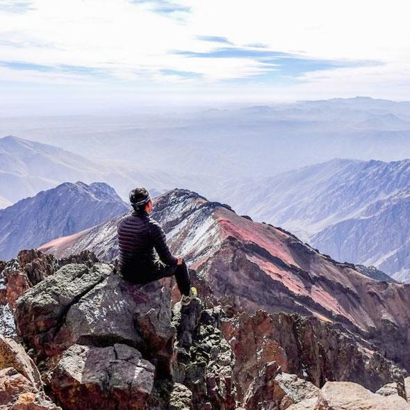 Mont Toukbal, découverte en trek